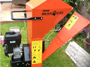 Bearcat SC3206 Shredder