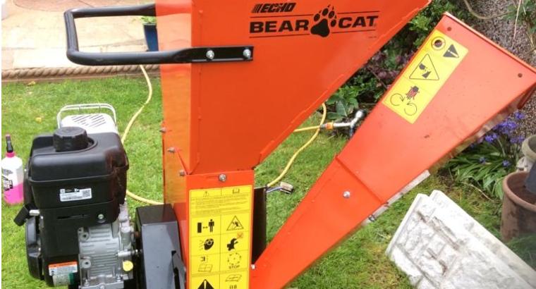 Bearcat SC3206 Shredder