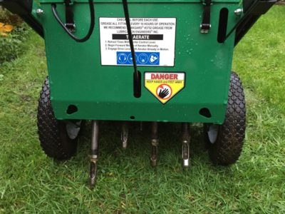 Billy Goat PL1800 Plugger